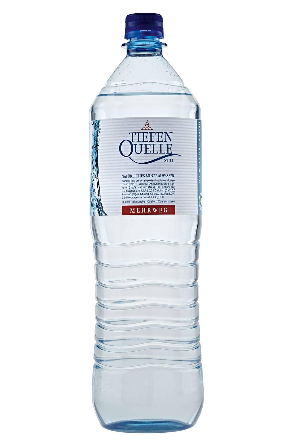 1 5 l pet mehrwegflasche