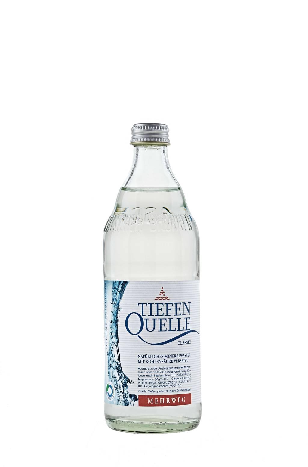 0 5 l glas mehrwegflasche