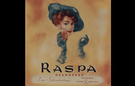 1952: Raspa Orangeade