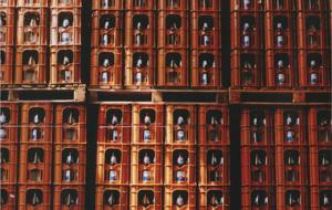 1990er - Kastenstapel
