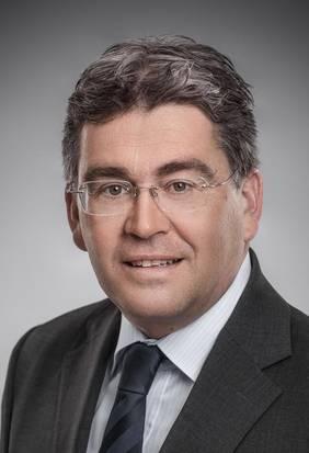 GDB Vorstandsvorsitzender Markus Wolff