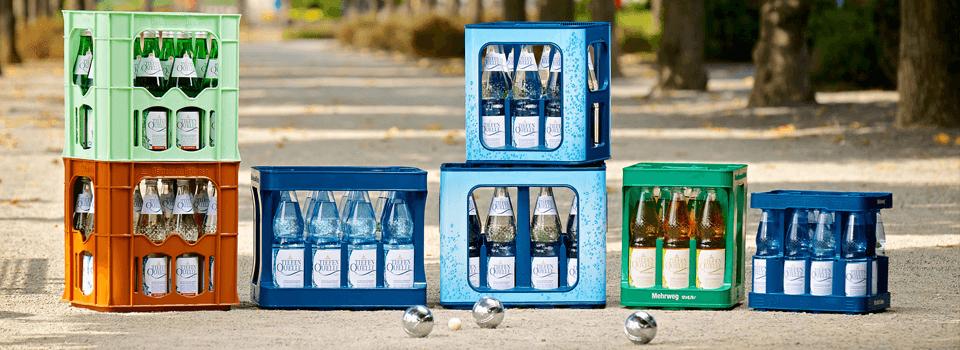 GDB - Mehrweg im Mineralwassermarkt