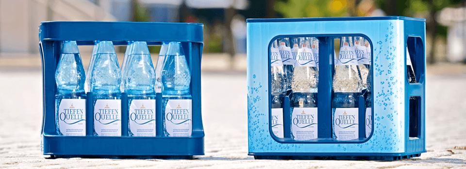 GDB - Mineralwasser Glas oder PET