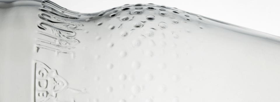 GDB - Perlenflasche